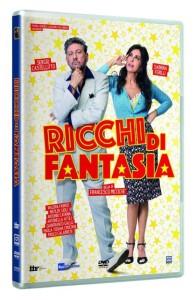 Dvd Ricchi di Fantasia